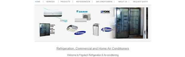 Frigotech Refrigeration & Air-conditioning Supplies, Installs, Services & Repairs all Residential, Commercial & Industrial Air-conditioners