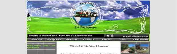 Outdoor Youth Activities / Adventure Camping Western Cape