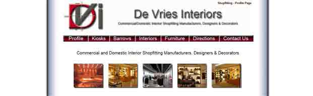 Commercial and Domestic Interior Shopfitting Manufacturers, Designers & Decorators