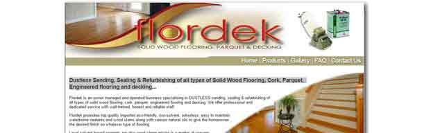 Dustless Sanding, Sealing & Refurbishing of all types of Solid Wood Flooring, Cork, Parquet, 